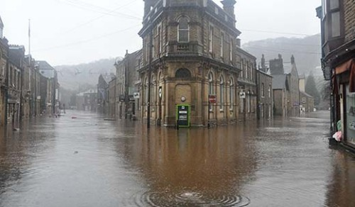 Calder Valley under water: Sacrificed to indifference and ...